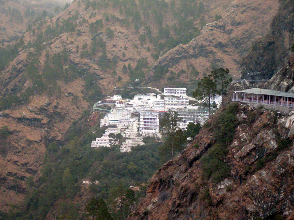Vaishno Devi Shrine