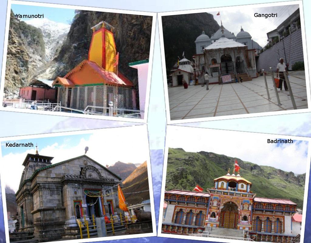 Char Dham in Uttarakhand