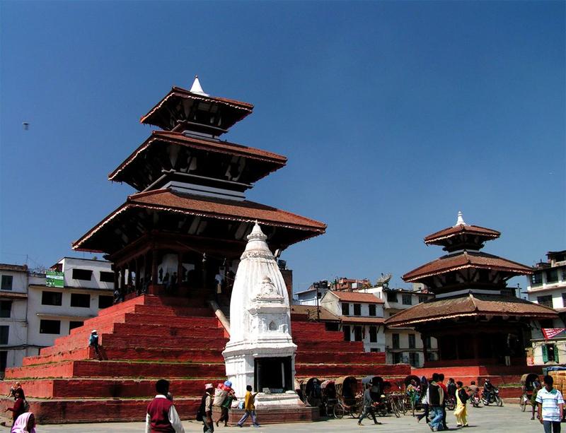 Kathmandu Tourist Place