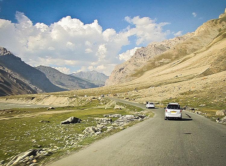 Ladakh-by-road