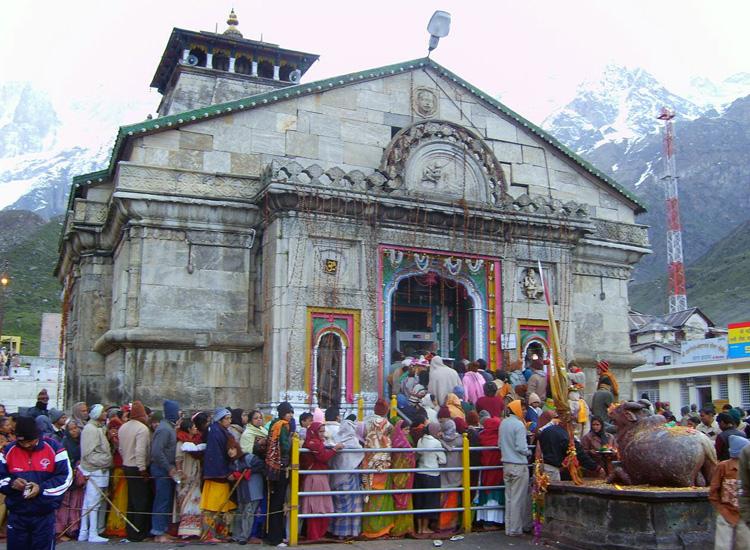 Kardarnath Temple-Uttarakhand