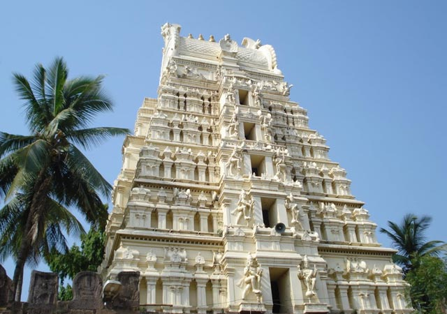 Mallikarujn temple