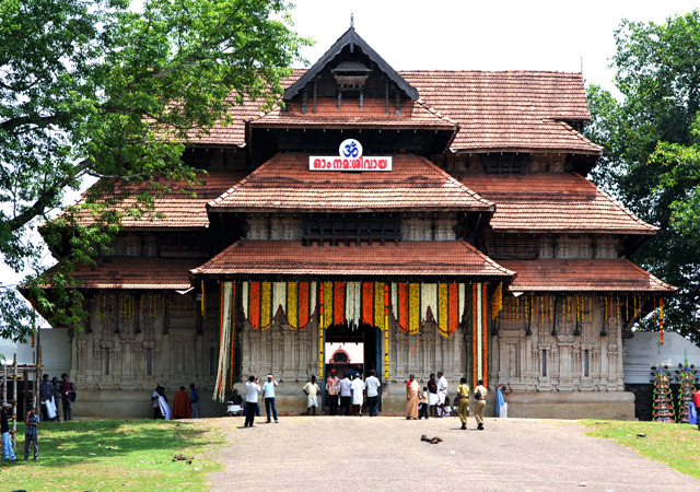 Vadakkunnathan-Temple--Kerala