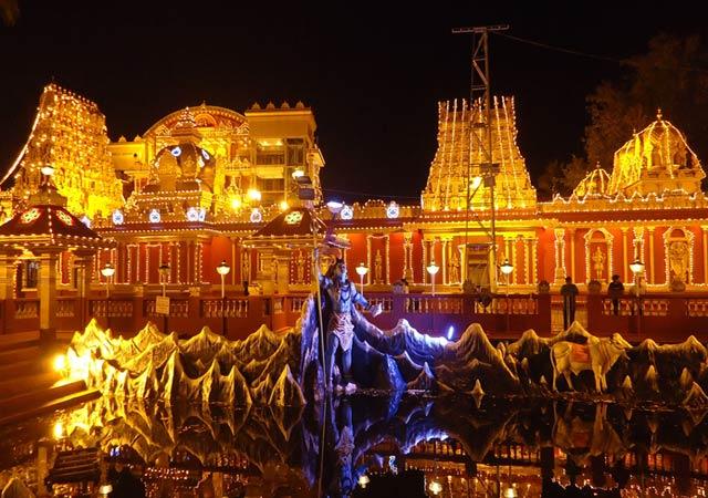 Durga-Parameshwari-Temple-Karnataka