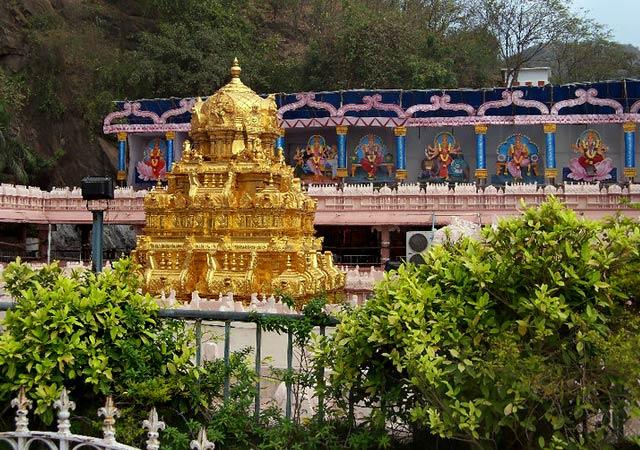 Kanaka-Durga-Temple-Andhra-Pradesh