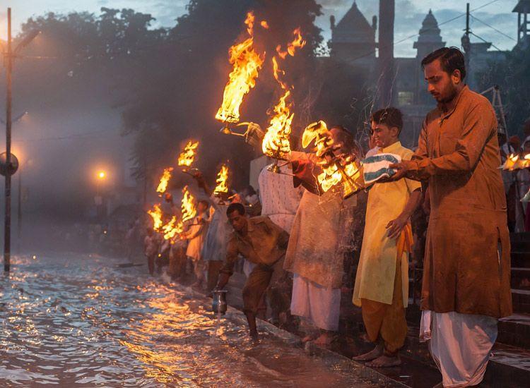 Ganga-Aarti-Rishikesh