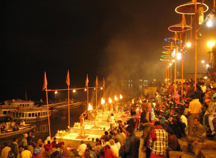 Ganga Aarti, Varanasi