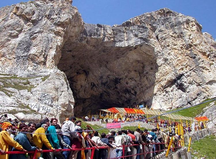 amarnath- Cave