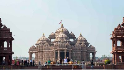 Akshardham-Temple- New Delhi