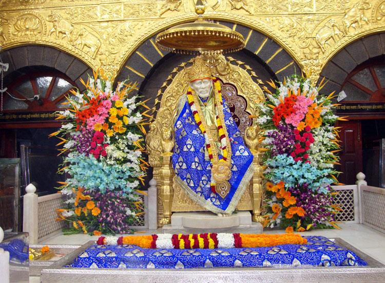 Sai Baba Temple, Shirdi