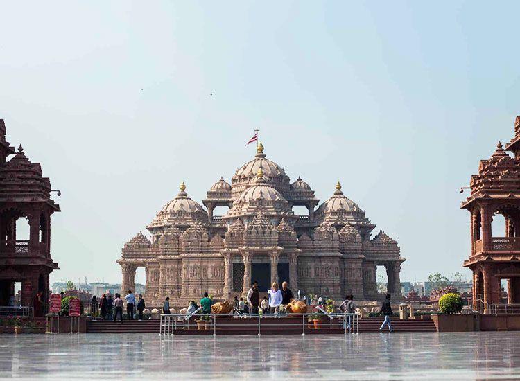 Akshardham-Temple