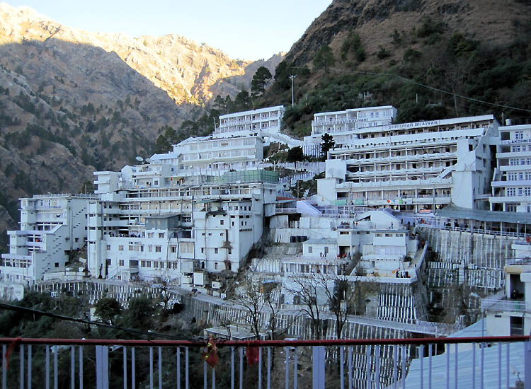Image result for reaching bhawan vaishno devi